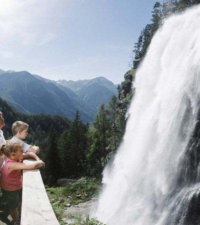 Stuibenfall ©E. Holzknecht - Ötztal Tourismus