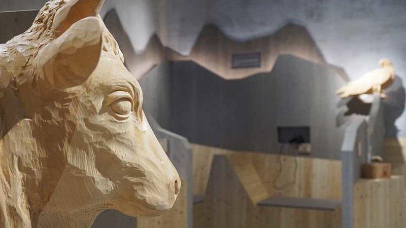 "Naturpark Haus in Längenfeld ""multimediale NaturERLEBNIS-Ausstellung"""