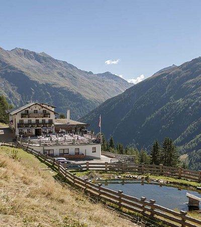 Sölden Gaislachalm ©A. Lohmann - Ötztal Tourismus