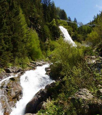 Stuibenfall ©W. Schwarz - Naturpark Ötztal