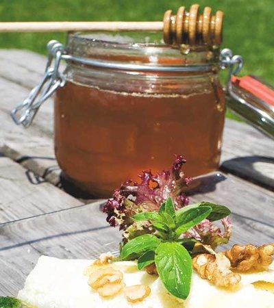Eppas Gutes Honigprodukte ©Andrea Knura - NATURPARK ÖTZTAL