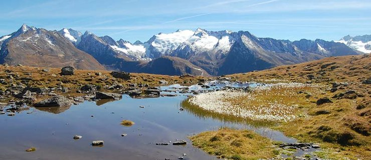 Seenplatte - Naturpark Ötztal