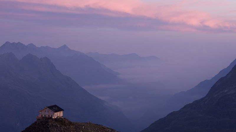 Brunnenkogelhaus ©B. Ritschel - Ötztal Tourismus