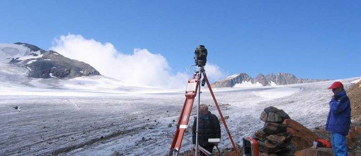 Klimazeuge Gletscher - NATURPARK ÖTZTAL