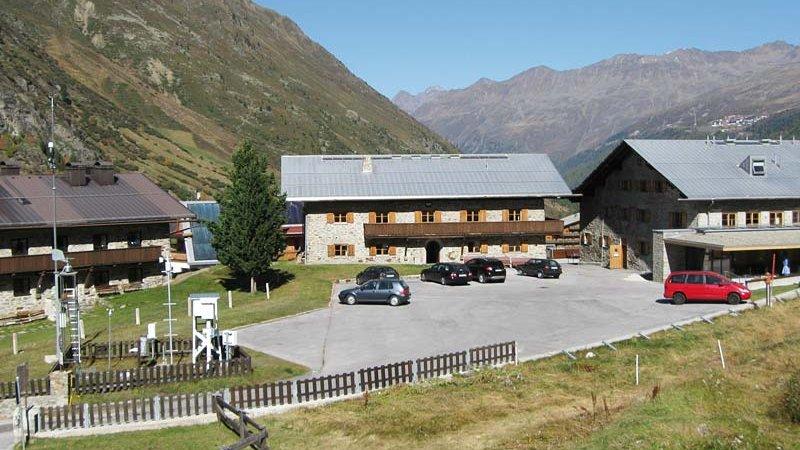 Alpine Forschungsstelel Obergurgl