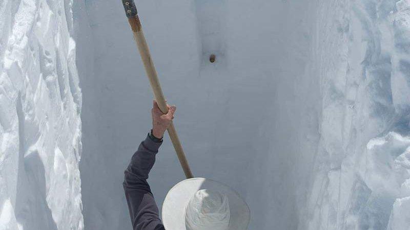 Klimazeuge Gletscher - Sulztal - NATURPARK ÖTZTAL