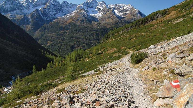 Winnebachtal - Ruhegebiet Stubaier Alpen