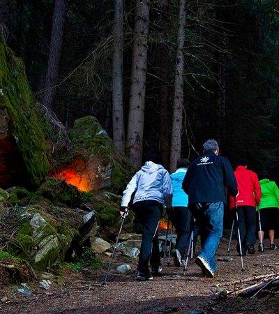 Nachtwanderung ©Ötztaler Sagenweg