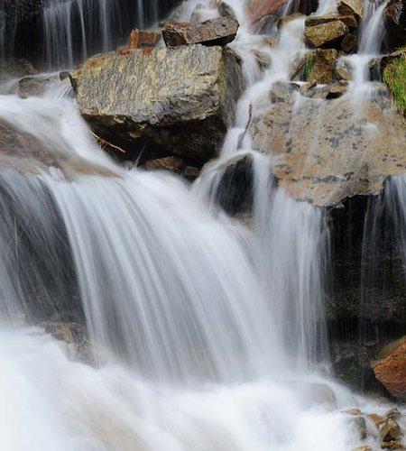 Lehner Wasserfall ©A. Vorauer - Naturpark Ötztal