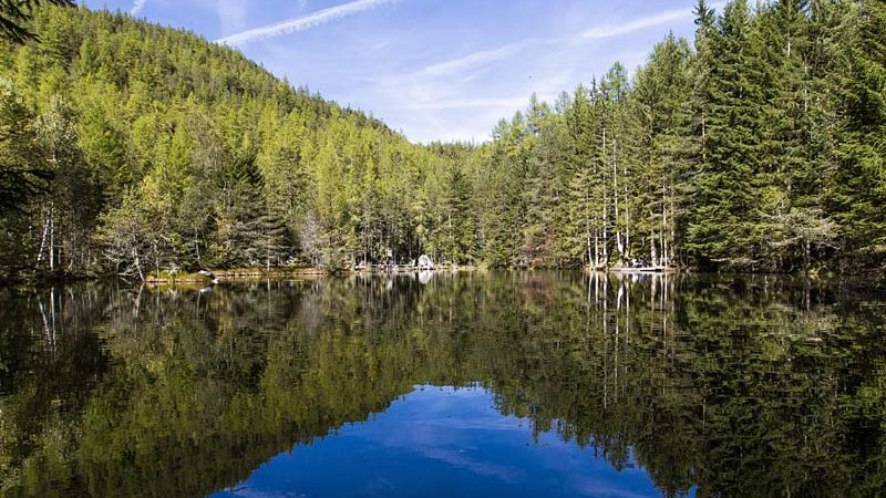 Winkelbergsee ©E. Holzknecht - Ötztal Tourismus