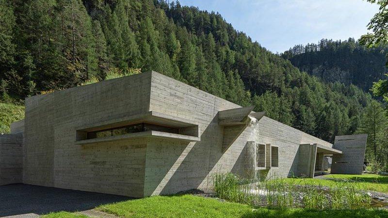 Naturpark Haus Längenfeld ©Wett