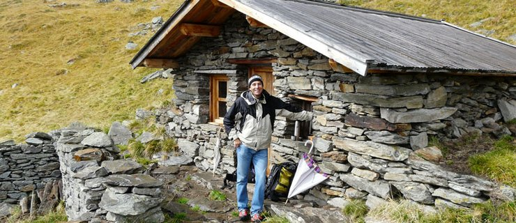Archäologischer Rundweg - Beilstein - Naturpark Ötztal