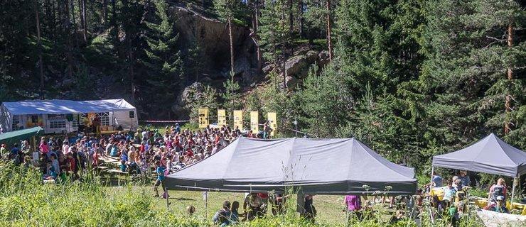 Naturpark Familienfest - Festgelände ©Oliver Bacun