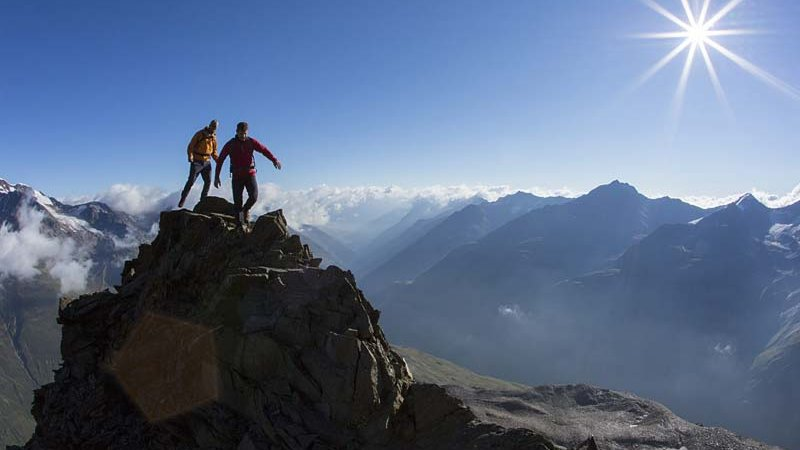 Talleitspitze Vent