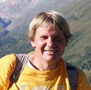 Dr.-Mag. Roland Mayer, fachlicher Mitarbeiter (Schwerpunkt Botanik)