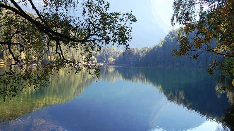 Piburger See - Naturpark Ötztal