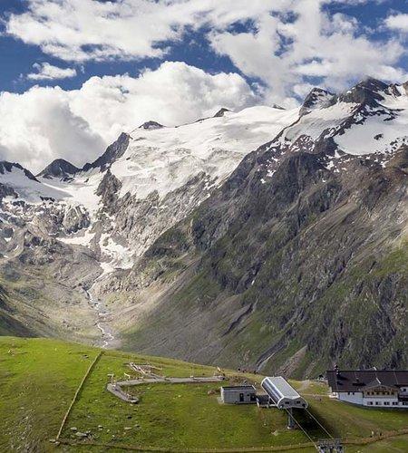 Hohe Mut ©A. Lohmann - Bergbahnen Ötztal