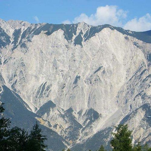 Bergsturz Tschirgant
