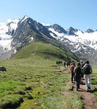 Wanderung hohe Mut ©Anita Hofer - Naturpark Ötztal