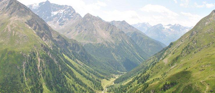 Horlachtal - Naturpark Ötztal