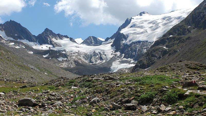 Ruhegebiet Ötztaler Alpen