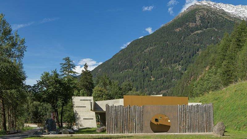 Naturpark Haus Bad(l) und Bohrung ©Wett