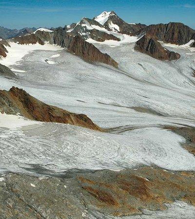 Vernagtferner - Ruhegebiet Ötztaler Alpen