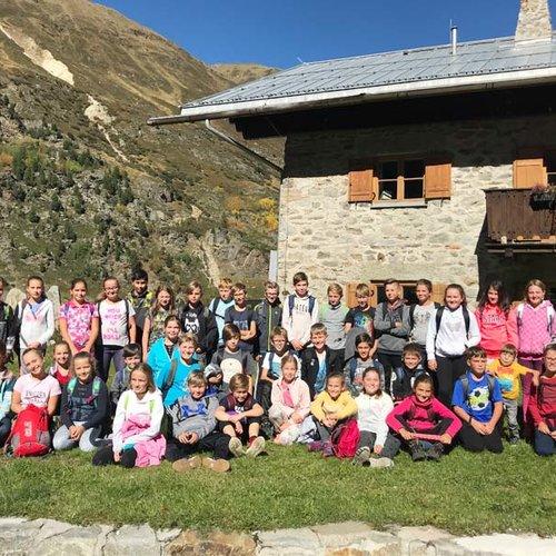 Tag der alpinen Forschung ©P. Plattner
