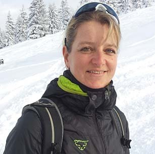 Mag. Sandra Rinner, Vorstandsmitglied Land Tirol/Abt. Umwelt