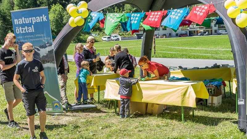 Naturpark Familienfest - Eventigloo ©Oliver Bacun