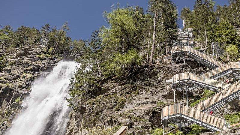 Stuibenfall ©R. Wyhlidal - Ötztal Tourismus
