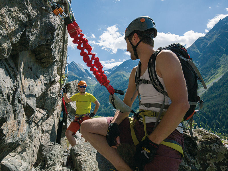 Klettersteig Oetztal : Via ferrata längenfeld klettersteig lehner wasserfall län