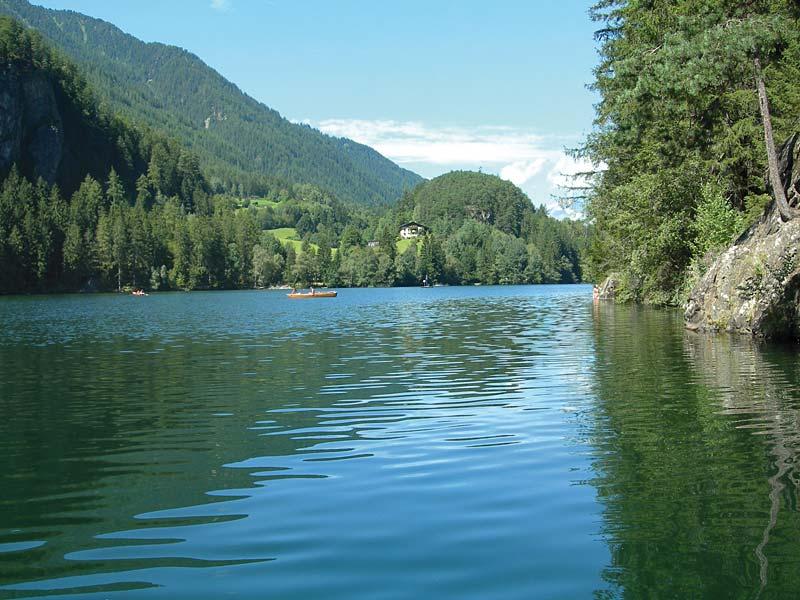 Schutzgebiet Achstürze Piburger See